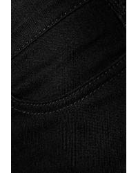 Acne | Blue Flex Basement Faded Low-rise Skinny- Leg Jeans | Lyst