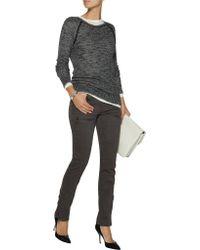 Belstaff - Blue Rori Mid-rise Skinny Jeans - Lyst
