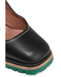 Marni - Multicolor Leather Pumps - Lyst
