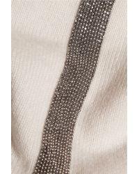 Brunello Cucinelli - Multicolor Cashmere-blend Turtleneck Sweater - Lyst