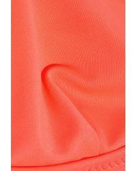 Solid & Striped - Multicolor Neon Triangle Bikini Top - Lyst