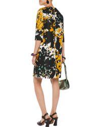 Marni | Multicolor Printed Neoprene Dress | Lyst