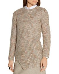By Malene Birger | Multicolor Giolina Ribbed Bouclé Sweater | Lyst