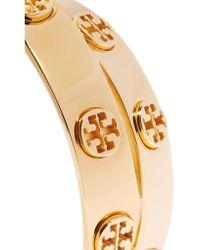 Tory Burch | Metallic Gold-tone Bracelet | Lyst