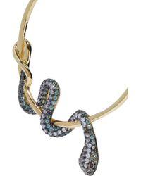 Noir Jewelry - Metallic Serpent - Lyst