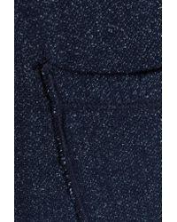 Splendid   Blue Stretch-jersey Track Pants   Lyst