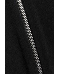 Antonio Berardi - Black Crepe Dress - Lyst