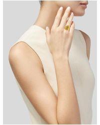 Alexis Bittar - Metallic Modern Georgian Ring Gold - Lyst