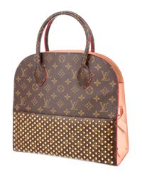 Louis Vuitton - Natural Iconoclasts Christian Louboutin Shopping Bag Brown - Lyst
