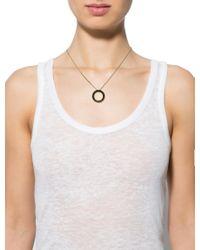 Cartier - Metallic Diamond Love Necklace Yellow - Lyst