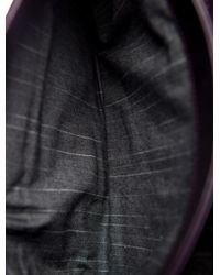 Chanel - Metallic Suede Union Jack Flap Bag Plum - Lyst