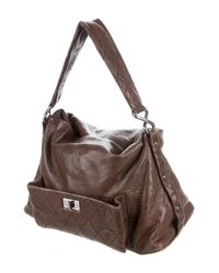 Chanel - 8 Knots Hobo Brown - Lyst