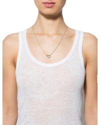 Cartier - Metallic Love Necklace Yellow - Lyst