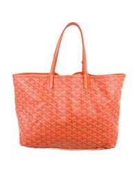 Goyard - Multicolor St. Louis Pm Orange - Lyst