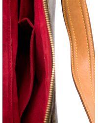 Louis Vuitton - Natural Monogram Viva Cite Gm Brown - Lyst