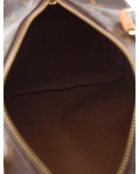 Louis Vuitton - Natural Monogram Speedy 25 Brown - Lyst