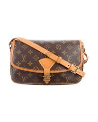 Louis Vuitton - Natural Monogram Sologne Bag Brown - Lyst