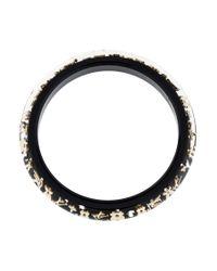 Louis Vuitton | Metallic Large Inclusion Bracelet Gold | Lyst