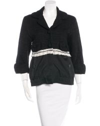 Marc Jacobs | Black Long Sleeve Casual Jacket | Lyst