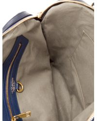 Marc Jacobs - Metallic Karly Bag Navy - Lyst