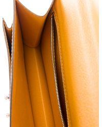 Louis Vuitton | Metallic Epi Monceau Bb Silver | Lyst
