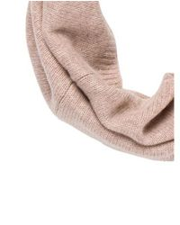 Ugg - Brown Cashmere & Wool-blend Snood W/ Tags Wool - Lyst
