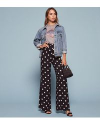 Reformation | Multicolor Sorrenti Pant | Lyst