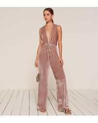 Reformation - Multicolor Holland Jumpsuit - Lyst