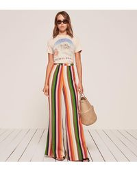 Reformation - Multicolor Sorrenti Pant - Lyst