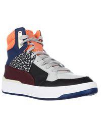 58a94dd014d8 Lyst - PUMA Alexander Mcqueen Mcq Brace Femme Mid Fashion Sneakers ...