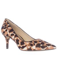 Nine West | Natural Margot Pointed-toe Classic Pumps | Lyst