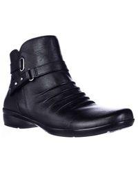 Naturalizer | Black Cassini Ankle Boots for Men | Lyst
