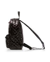 MZ Wallace - Black Metro Backpack - Lyst