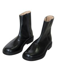 Vetements | Black X Church's Ankle Boots for Men | Lyst