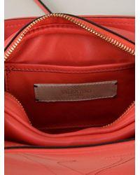 Valentino - Multicolor Round Crossbody Bag - Lyst