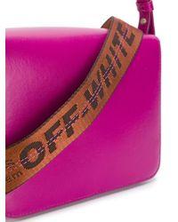 Off-White c/o Virgil Abloh - Multicolor Flap Bag - Lyst