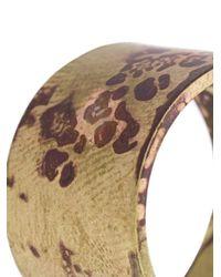 Maison Margiela - Multicolor Set Of Four Rings for Men - Lyst