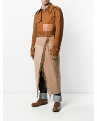 Loewe - Multicolor Blanket Trench Coat for Men - Lyst