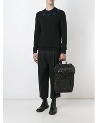 Givenchy - Multicolor Star Embroidered Jumper for Men - Lyst