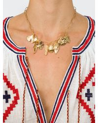 Aurelie Bidermann - Multicolor Actua Necklace - Lyst