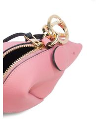 Loewe - Pink Mouse Charm - Lyst