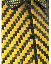 Martina Spetlova - Yellow Air-brushed Jacket - Lyst