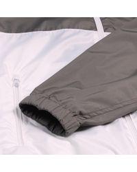 Emporio Armani - Gray Blouson Jacket Grey for Men - Lyst