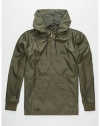 Imperial Motion - Green Nct Helix Mens Anorak Jacket for Men - Lyst