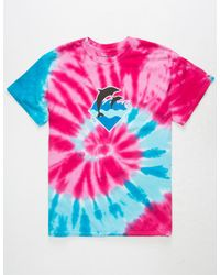 Pink Dolphin - Pink Og Waves Mens T-Shirt for Men - Lyst