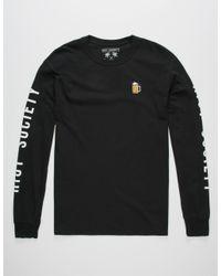 Riot Society - Black Beer Stein Mens T-Shirt for Men - Lyst