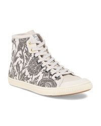 Tj Maxx - Multicolor Canvas Mid William Morris Shoe - Lyst