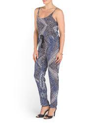 Tj Maxx - Blue Essaquira Jumpsuit - Lyst