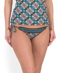 Tj Maxx - Blue Paloma Vamp Bikini Bottom - Lyst