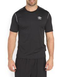 Tj Maxx - Black Reflective Logo Training T Shirt for Men - Lyst